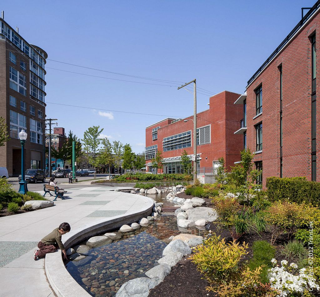 Translink, Residential / commercial development, Main Street, Vancouver BC