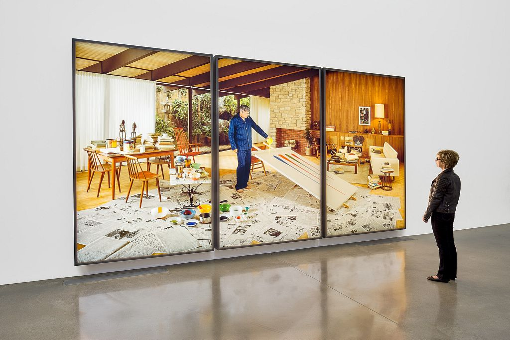 Rodney Graham, The Gifted Amateur, Nov. 10th, 1962, 2007; installed Rennie Collection, 2014